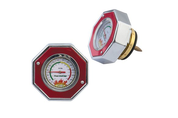 2471R - ThermoCap – 16 PSI – Red Image