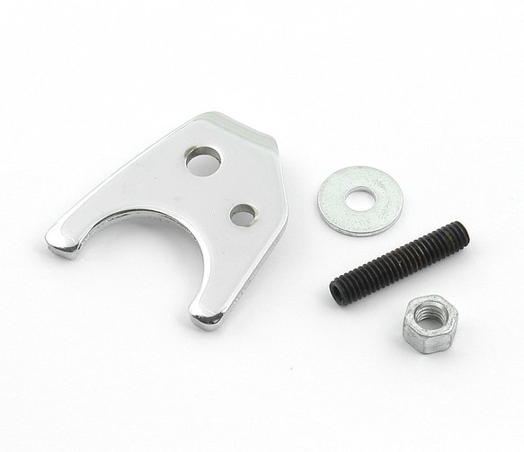 2503 - Mr. Gasket Distributor Clamp - Chrome Image