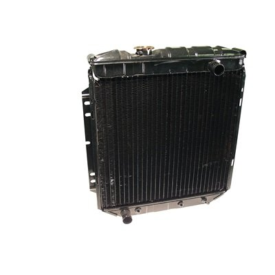 251-3HF - Scott Drake 64-66 3 Row Hi-flow Radiator (6 Cyl) Image
