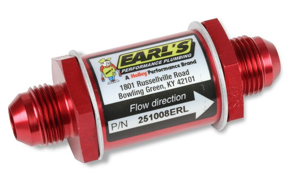 251008ERL - Earls Check Valve Image