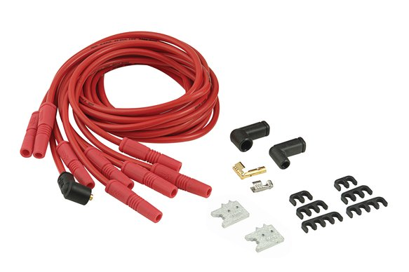 257040 - Spark Plug Wire Set - Pro 25 Race Wire 8.8mm - Red Image
