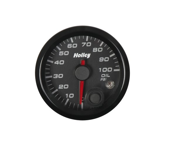 26-601 - Holley Analog Style Oil Pressure Gauge Image