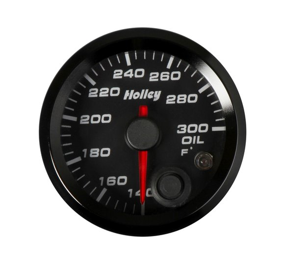 26-604 - Holley Analog Style Oil Temperature Gauge Image