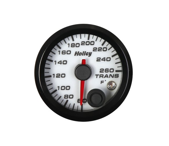26-605W - Holley Analog Style Transmission Temperature Gauge Image