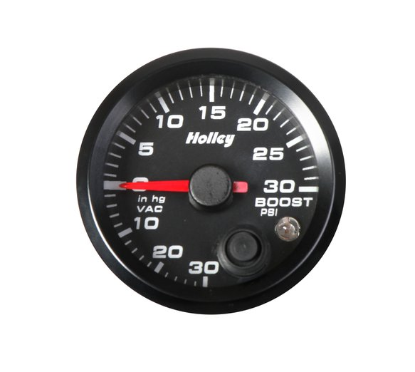 26-606 - Holley Analog Style Boost/Vacuum Gauge Image