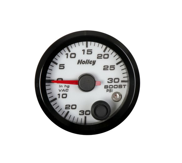 26-606W - Holley Analog Style Boost/Vacuum Gauge Image