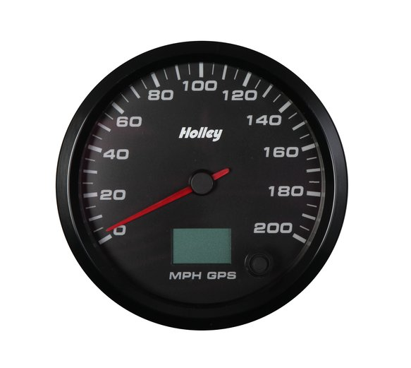 26-611 - Holley Analog Style Speedometer Image