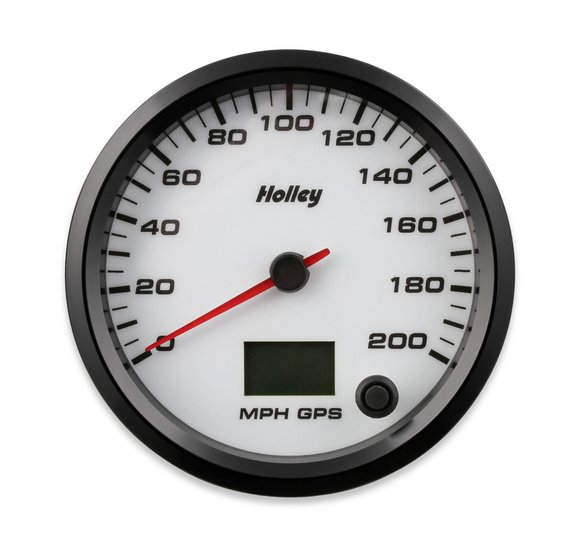 26-611W - Holley Analog Style Speedometer Image