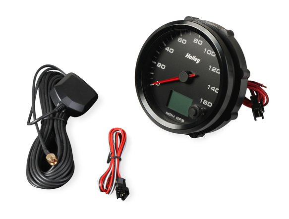 26-612 - Holley Analog Style Speedometer - additional Image