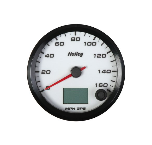 26-612W - Holley Analog Style Speedometer Image