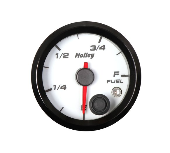 26-614W - Holley Analog Style Fuel Level Gauge Image