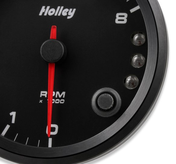 26-615 - Holley Analog-Style Tachometer - additional Image