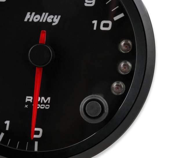 26-617 - Holley Analog-Style Tachometer - additional Image