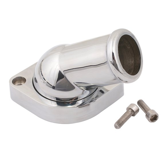 2670 - Water Neck - GM LS - Swivel - 30 Degree Angle Image