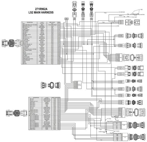 271r962a 1 holley efi 558 500 gm ls 24x efi harness kit holley annihilator wiring diagram at suagrazia.org