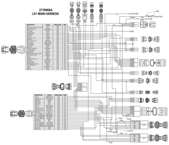 271r968a 1 holley hp efi wiring diagram fuel injection wiring diagram holley commander 950 wiring diagram at creativeand.co