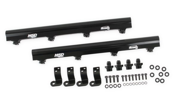 2720 - MSD Atomic EFI Billet Fuel Rails Image