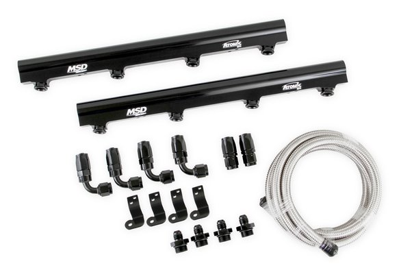 2721 - MSD Atomic EFI Billet Fuel Rails Image