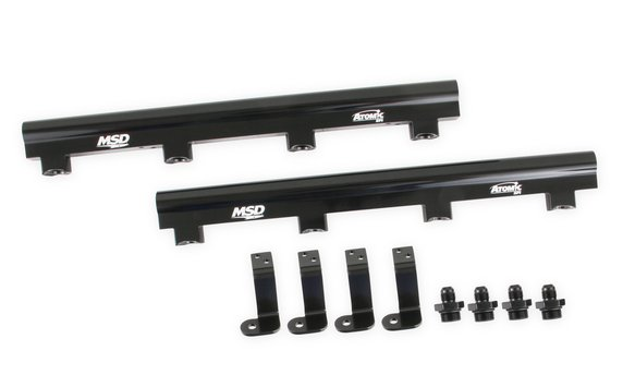 2722 - MSD Atomic EFI Billet Fuel Rails Image