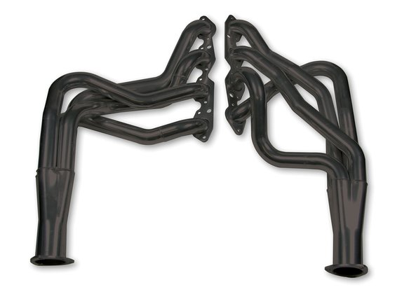 7521HKR - Hooker Super Competition Long Tube Headers - Painted Image