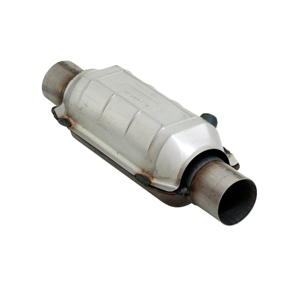 2821124 - Flowmaster Catalytic Converter - Universal - Federal - adittional  Image
