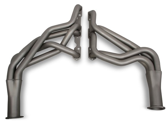 2840-4HKR - Hooker Super Competition Long Tube Header - Titanium Ceramic Coated Image