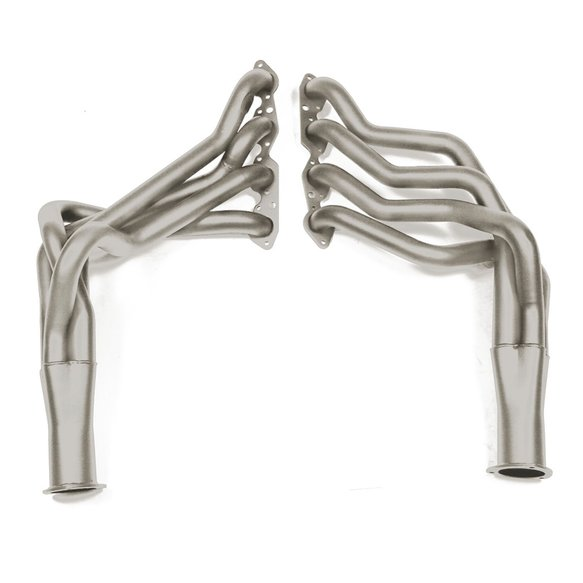 2841-4HKR - Hooker Super Competition Long Tube Header - Titanium Ceramic Coated Image