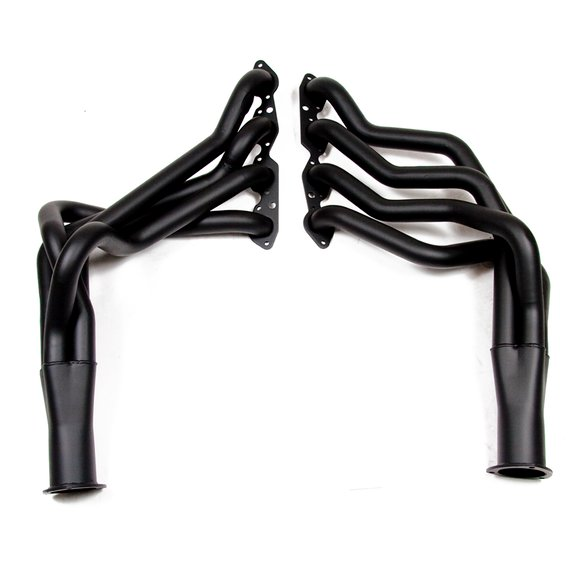 2841-3HKR - Hooker Super Competition Long Tube Header - Black Ceramic Coated Image