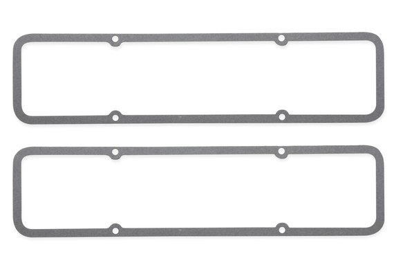 2880S - Valve Cover Gasket Set - Ultra Seal - GM Small Block Chevy 18° Heads - Brodix/Dart/Chevrolet Image