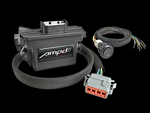 28852 - AmpD Throttle Booster for 2019+ GMC/Chevrolet Gas Trucks Image