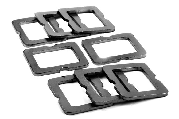 29D03A1ERL - Header Gaskets - Pressure Master - 289-351W Ford Small Block Windsor 1964-95 Image