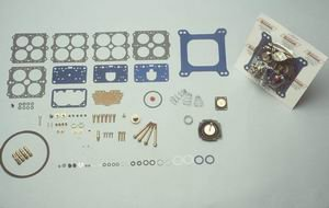 3-304QFT - Super Non-Stick Rebuild Kit; Alcohol 4150/4150 H.P. (750, 850, & 950 CFM) Image