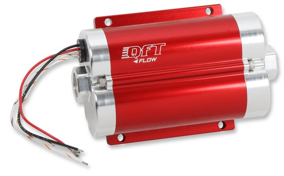 30-200QFT - 160 GPH Quick Fuel In-Line Fuel Pump Image