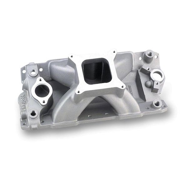 300-110 - Holley Keith Dorton Series Intake - Chevy Small Block V8 Image