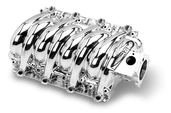300-111P - Weiand LS Series Intake Manfiold - Polished Image