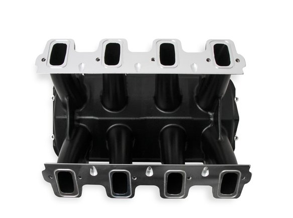 300-112BK - Holley Hi-Ram Intake - GM LS3/L92 - Black - additional Image
