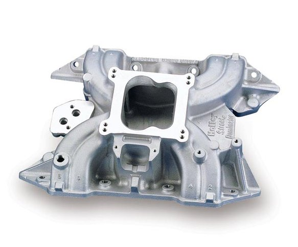 300-14 - Holley Strip Dominator Intake - Chrysler Big Block V8 Image