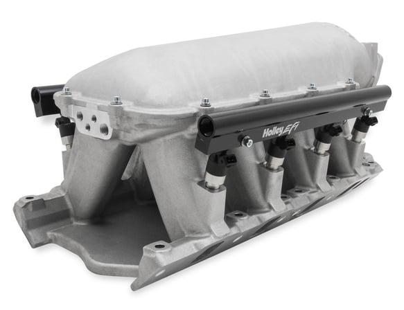 Holley 351W Ford Hi-Ram EFI Manifold