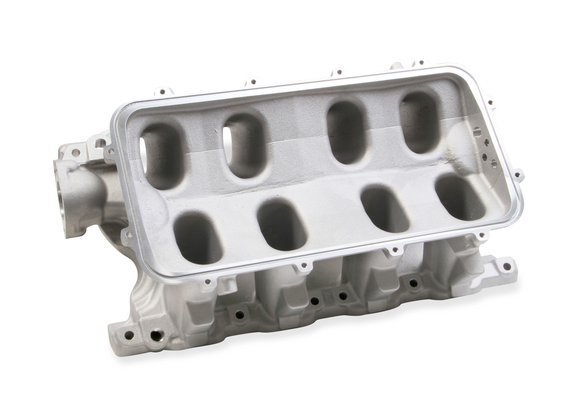 300-243 - Holley 351W Ford Hi-Ram Carbureted Manifold Base - additional Image