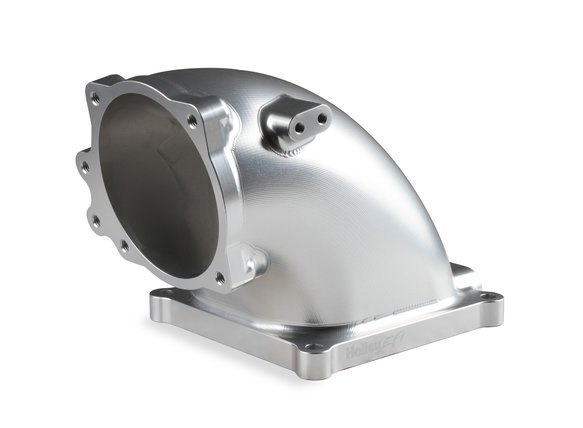 300-254 - Billet 4500 EFI Throttle Body Intake Elbow-Ford 5.0 to 4500 Image