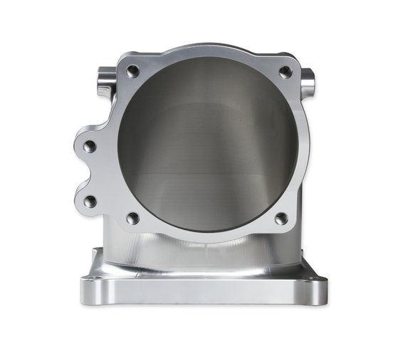 300-254 - Billet 4500 EFI Throttle Body Intake Elbow-Ford 5.0 to 4500 - additional Image