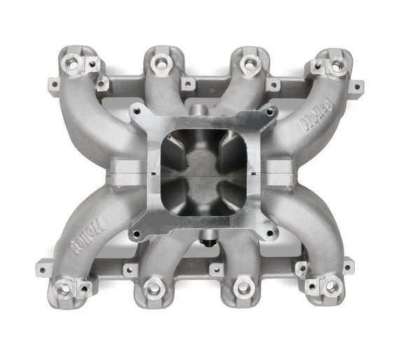 300-255 - Holley Single Plane EFI  Split-Design Race Intake Manifold- GM LS1/LS2/LS6 - additional Image