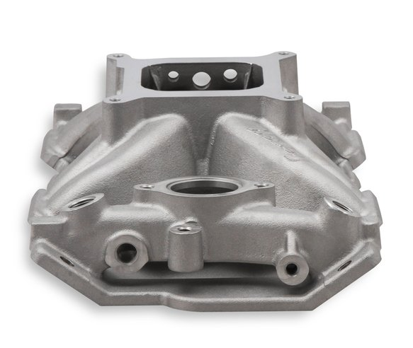 300-261 - Holley Single Plane Intake Manifold- Chevy Small Block V8 - additional Image