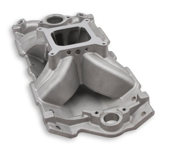 Holley Single Plane Intake Manifold- Chevy Small Block V8