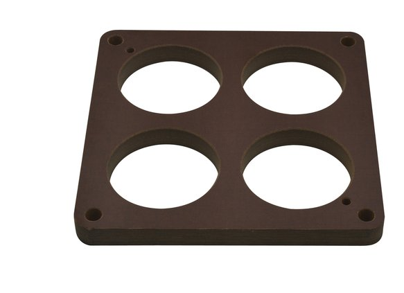 300-4008QFT - Phenolic Carb Spacer 1/2