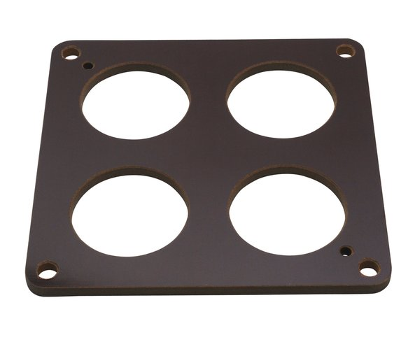 300-4010QFT - Phenolic Carb Spacer 1/4