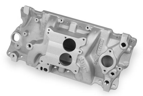 300-49 - Holley Pro-Jection Intake - Chevy Small Block V8 Image