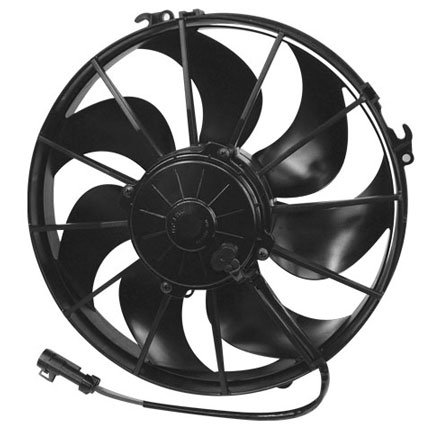 30103202 - SPAL Electric Fan - default Image