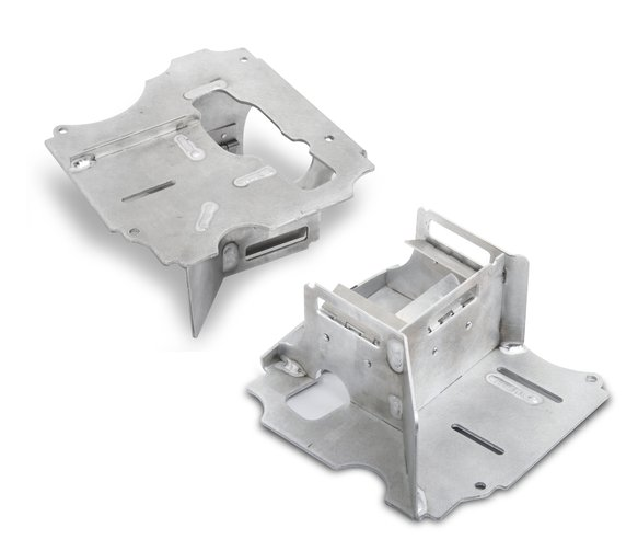 302-10 - GM LS Retro-fit Oil Pan Baffle Kit Image