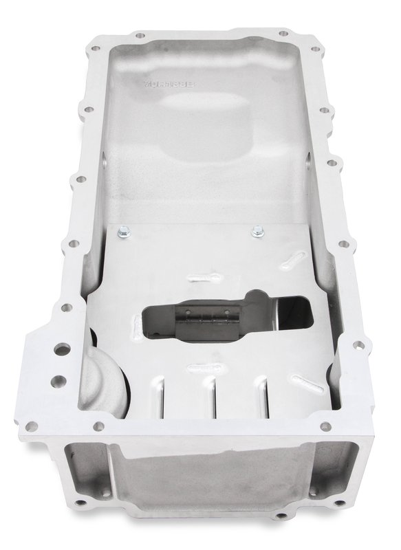 302-12 - GM LS Retro-fit Oil Pan Baffle Kit Image